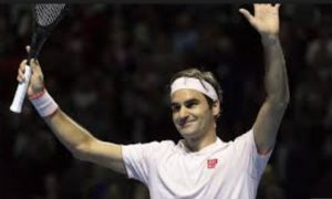 Federer reached 99th with ninth basal title
