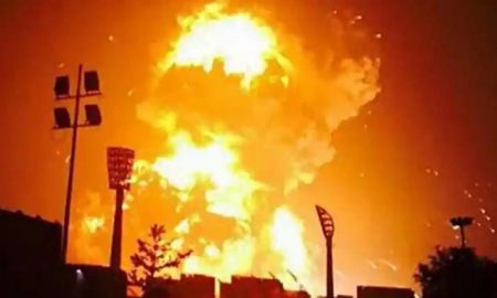Fireworks exploded in Tamil Nadu