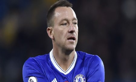 Former Captain John Terry