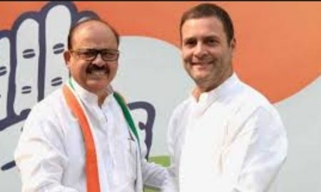 Former NCP leader Tariq Anwar joins Congress