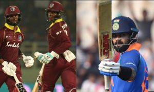 Hara India despite Virat's record century