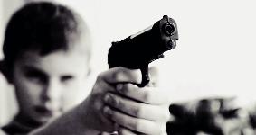 Increasing violence in children