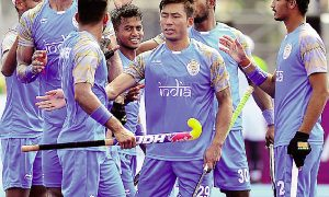 India To Face Oman In Inaugural Match