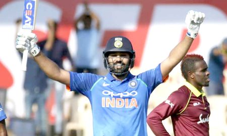 India Win The Biggest Win On West Indies By 224 Runs In The Fourth ODI