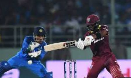 India-WestIndies tie