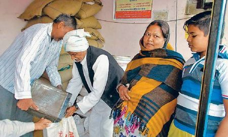 Millet To Get Wheat With Poor Families From November