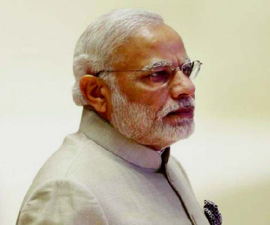 Modi's role as champion after 'Champions of the Earth'