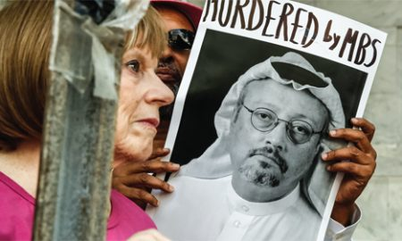 American, Murder, Journalist Jamal Khashojji