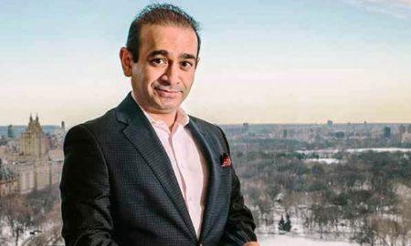 Diamond trader Neerav Modi