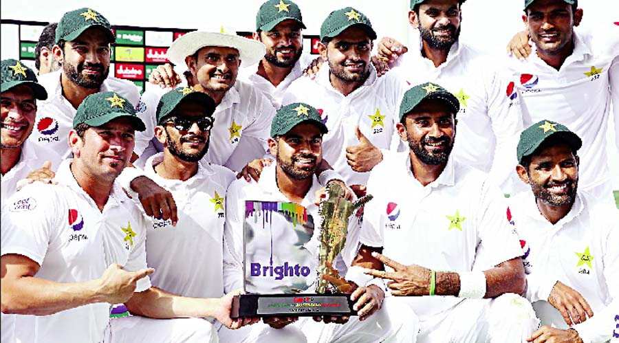Pakistan Beat Their Biggest Ever Win By 373 Runs