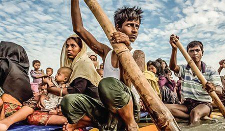 Hindi Article, Illegal Immigrant