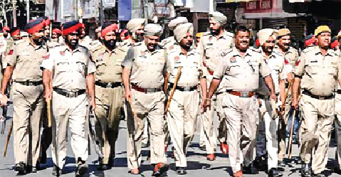 Terrorism, Sense, Punjab