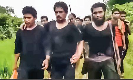 Intruder, Rohingya, Homecoming, Required