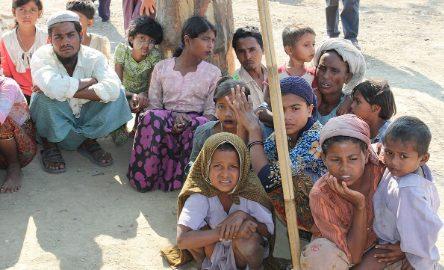 Rohingya community