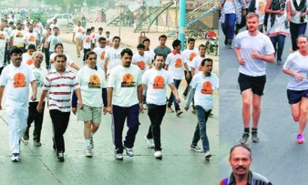 Run for unity race