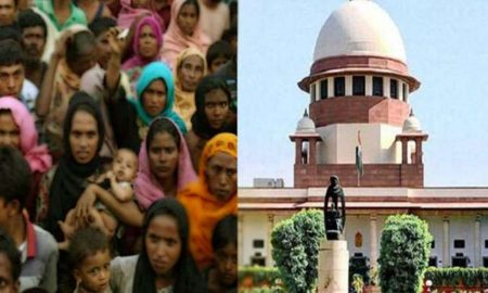 SC Refuses To Interfere In Rohingya Case, Preparing To Send Back To Myanmar