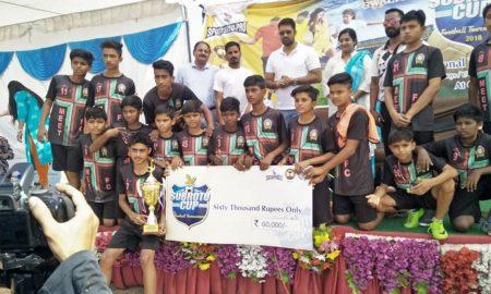 Shah Satnam Ji School Won Subroto Cup