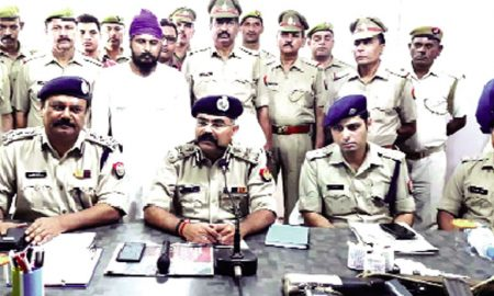 Shamli: Khalistani Supporter Held, Prakash Badal Was On Target
