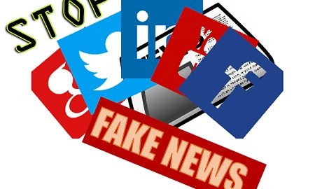 Stop the false news on social media