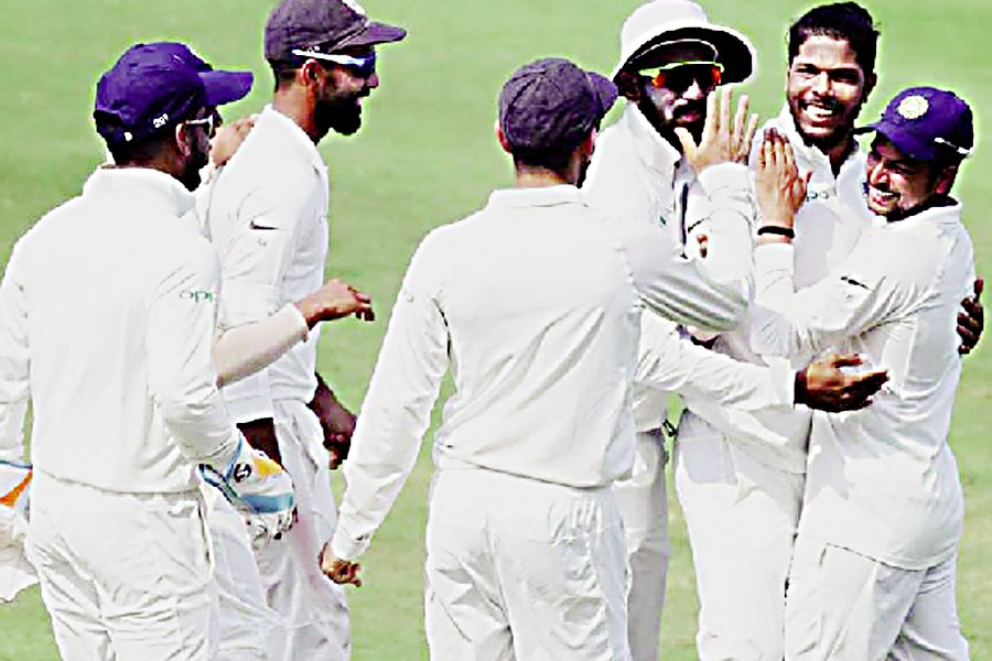 Umesh in the Test series and India's Perfect-10