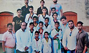 8 Gold, 6 Silver And 4 Bronze Medals Won In Karate