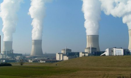 Country's Nuclear Plant