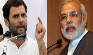 Rahul targets PM Narendra Modi
