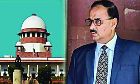 Alok Verma, Submitted, Reply, SC, Today, Important, Hearing