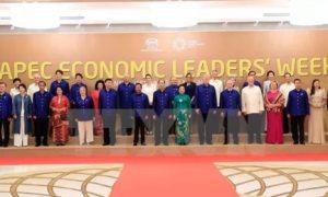 Apek leaders