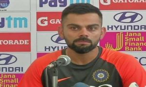 Australia will get answers: Virat