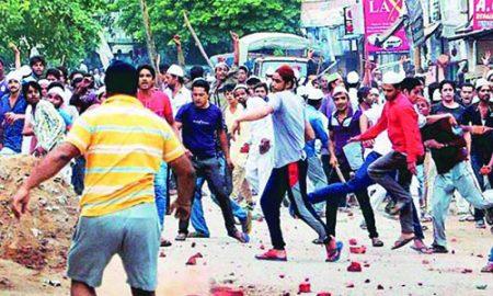 Violent, Uttar Pradesh