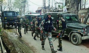 Shopian, Encounter