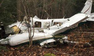 Finland Plane Crash