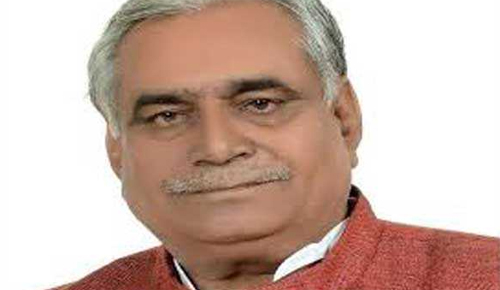 Laxman Singh Chaudhary