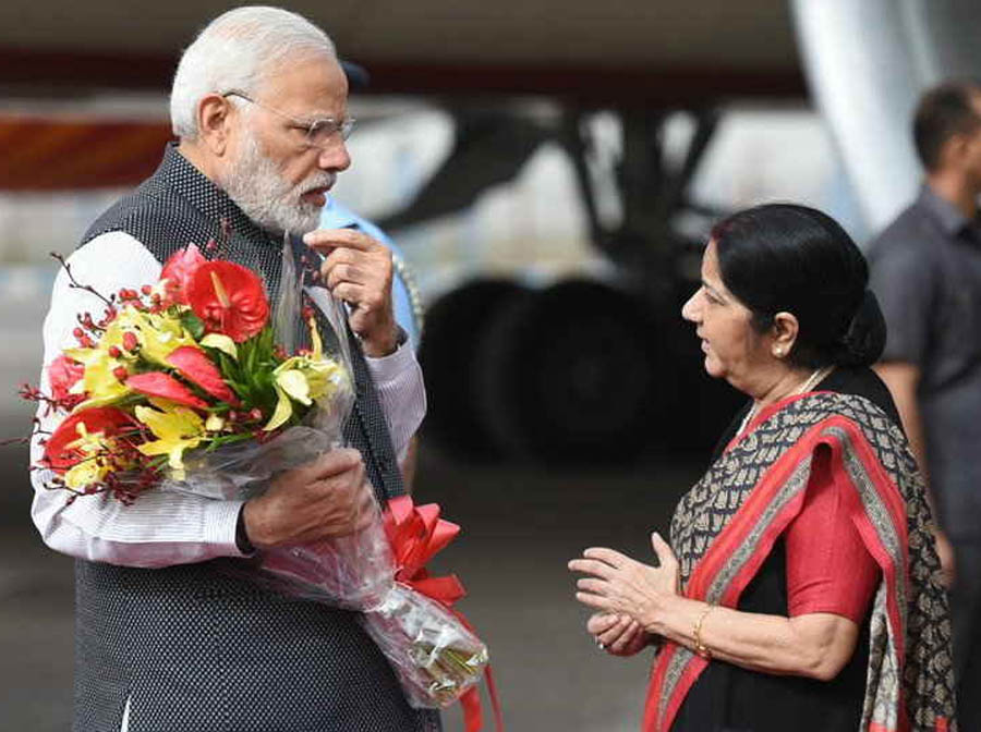 Modi Will Not Join SAARC On Call Of Pak