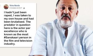 Mumbai: A Case Of Rape Was Registered Against Alok Nath, Writer-Producer Charged Allegations