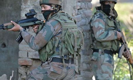 Kashmir: Pioneer Of Army killed In Sniper Attack, Terrorist Jail Of Peshawar In Pulwama