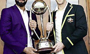 Adelaide Team India