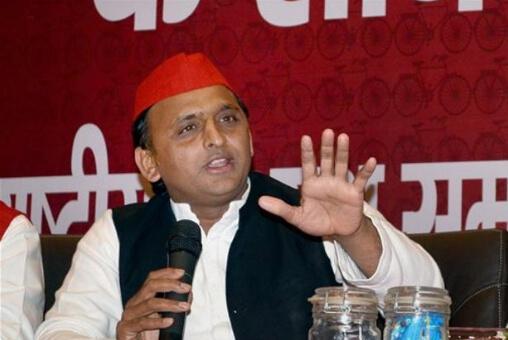 SP President Akhilesh Yadav