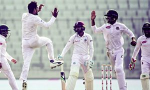 Bangladesh Beat Bangladesh By 2-0 In Test Series