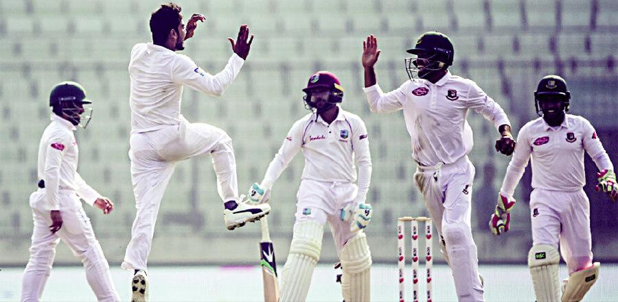 Bangladesh Beat Bangladesh By 2-0 In Test Series