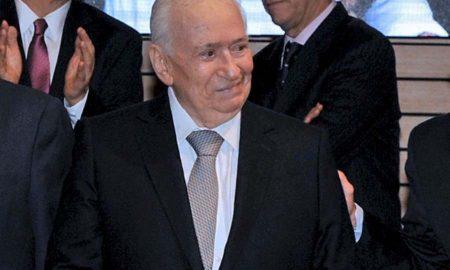 Columbia, Former, President, Dies