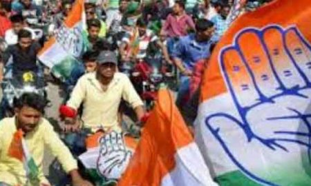 Congress emerges on BJP's failures