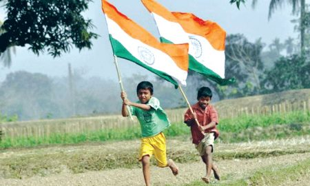 Country free from poverty stains