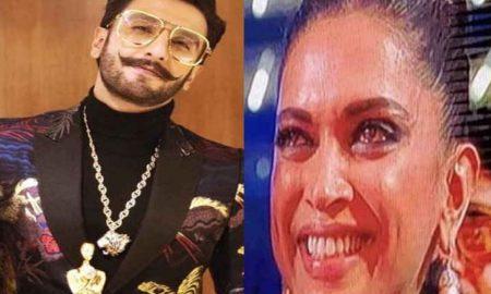 Cry hear speech the actor had to Deepika