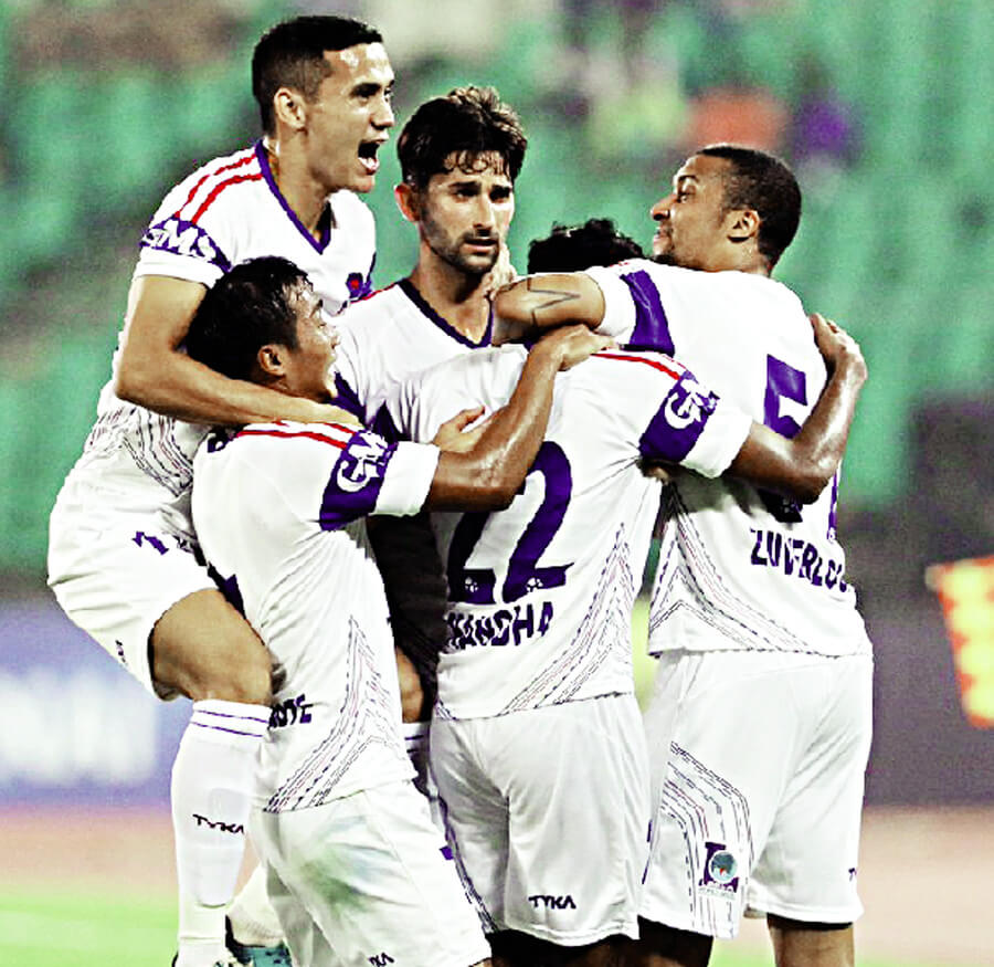 Delhi Dynamo Tastes Taste First Win