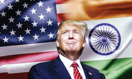 Donald Trump and India-Pak relations
