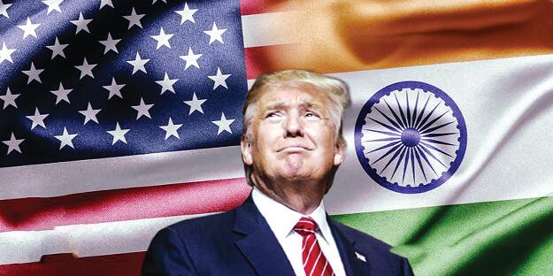 Donald Trump and India-Pak relations