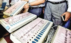 Think, Disturbances, EVM, Political, Parties