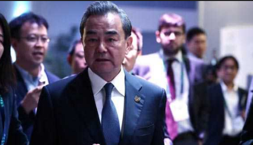 Foreign Minister Wang Yi